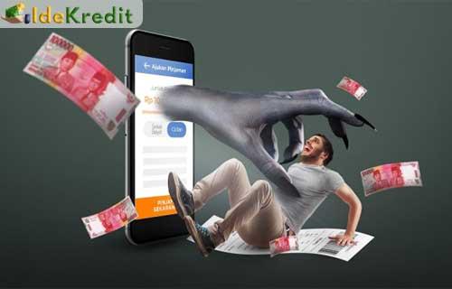 Resiko Mengajukan Pinjaman Ilegal