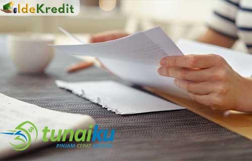 Syarat Membatalkan Pinjaman Tunaiku