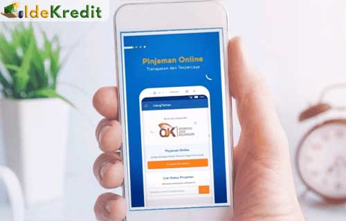 Uang Pinjaman Tunai Dana Online Cepat