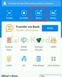 Buka Aplikasi DANA 1