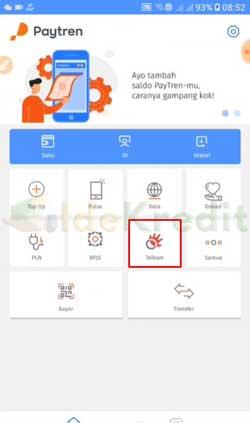 Buka Aplikasi Paytren