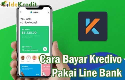 Cara Bayar Kredivo Pakai Line Bank