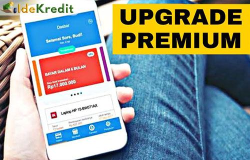 Cara Upgrade Kredivo ke Premium