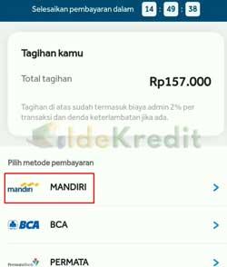 Pilih Metode Pembayaran 17