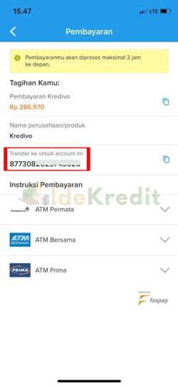 Salin Kode Pembayaran 9