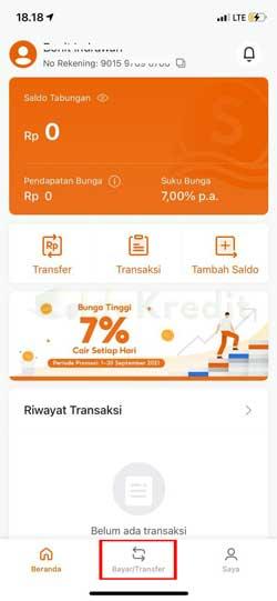 Buka Aplikasi SeaBank