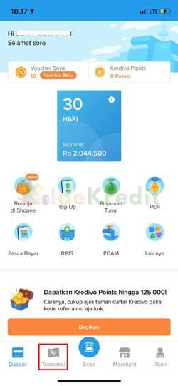 Buka Aplikasi