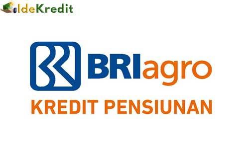 Kredit Pensiunan BRI Agro